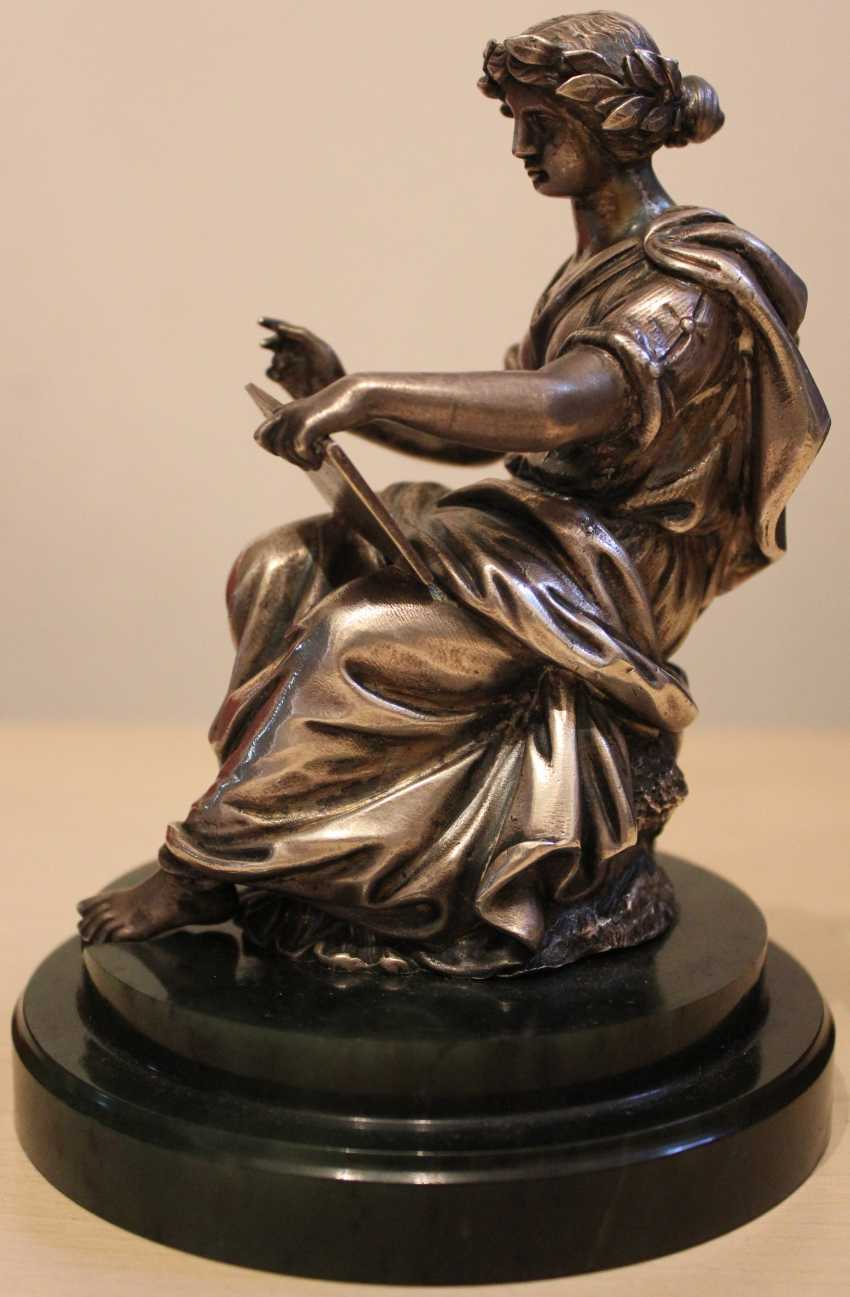 """Sculpture """"Muse calliope"""" , XIX century - photo 1"""