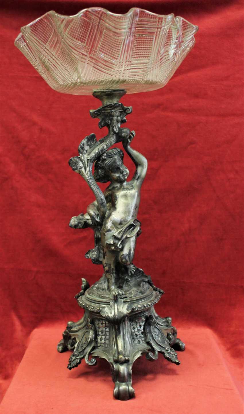 "Figurine-candy ""Cupid's garden"", XIX century - photo 1"