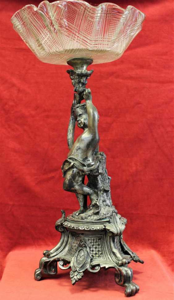 "Figurine-candy ""Cupid's garden"", XIX century - photo 4"