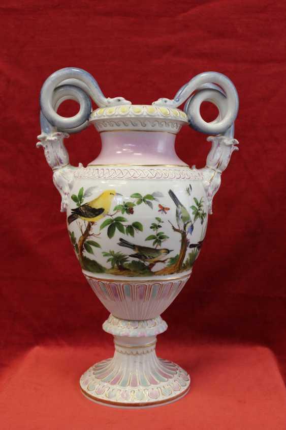 Vase, Meissen, XIX century - photo 1