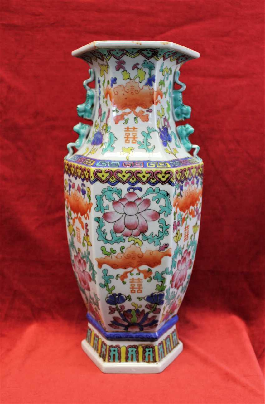 Vase, XIX century - photo 3