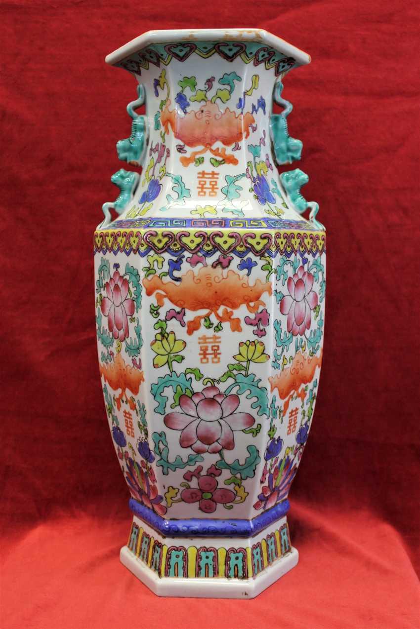 Vase, XIX century - photo 1