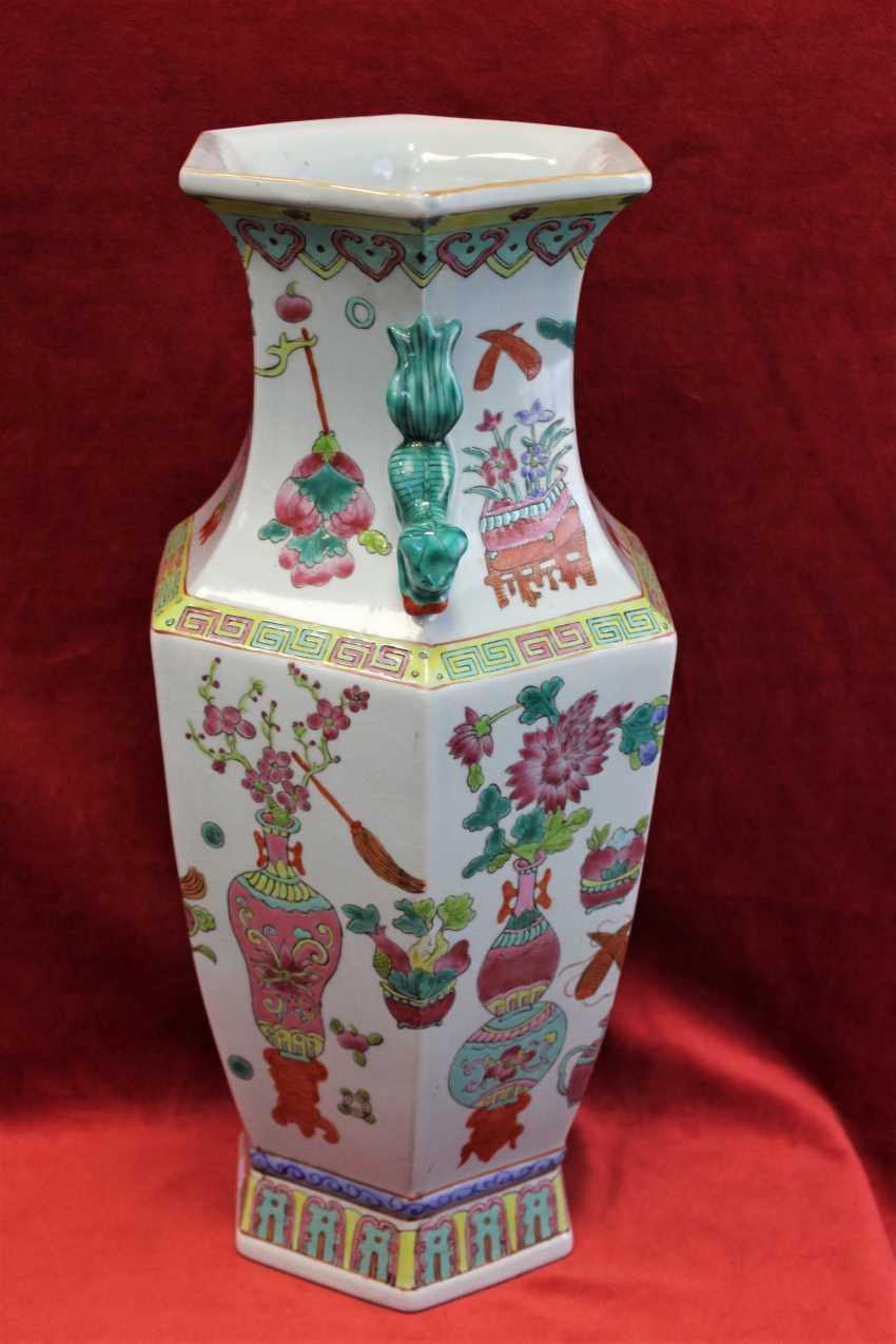 Vase, late XIX - early XX centuries. - photo 2