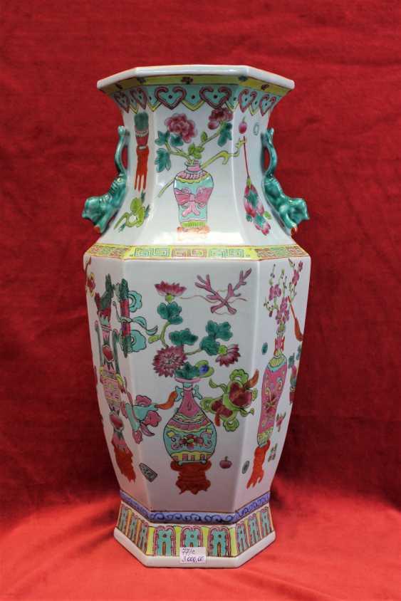Vase, late XIX - early XX centuries. - photo 3