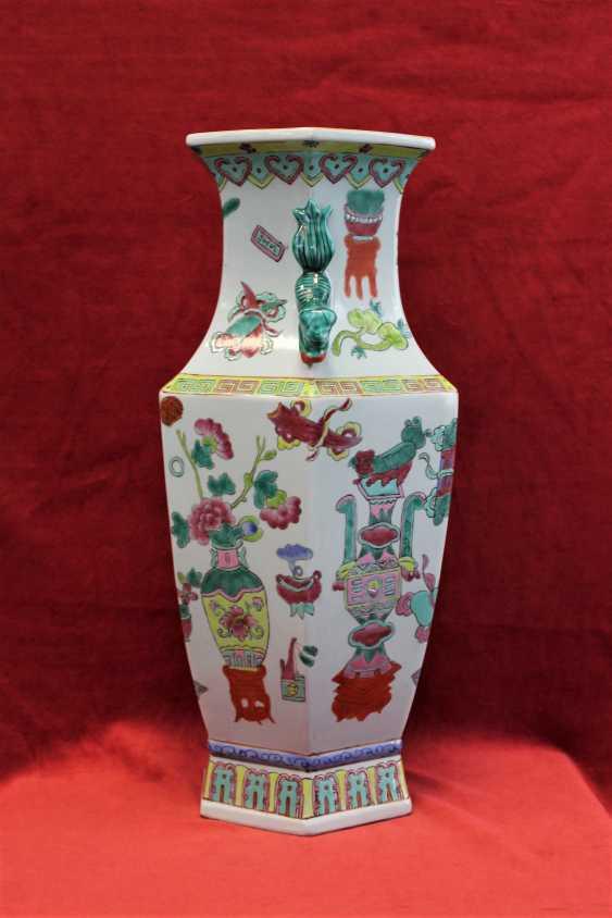 Vase, late XIX - early XX centuries. - photo 4