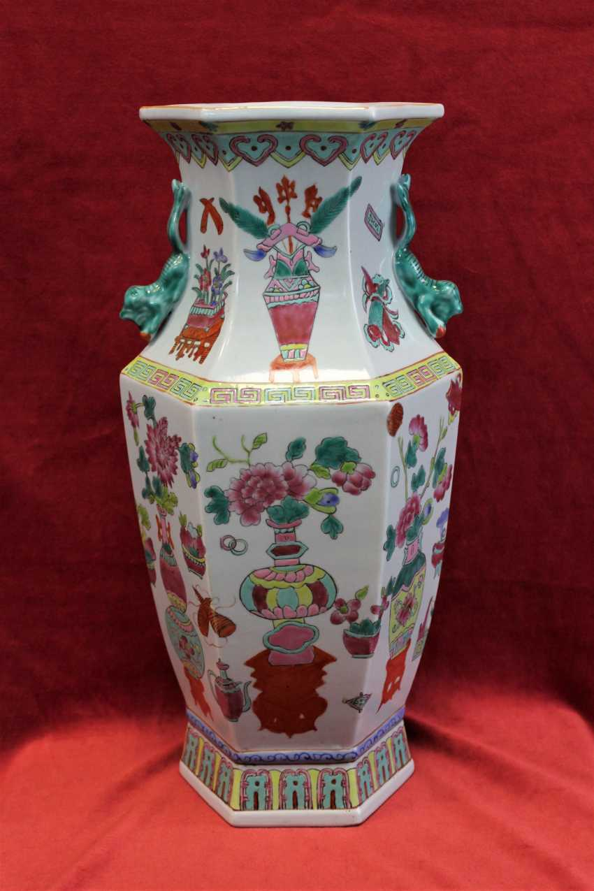 Vase, late XIX - early XX centuries. - photo 1