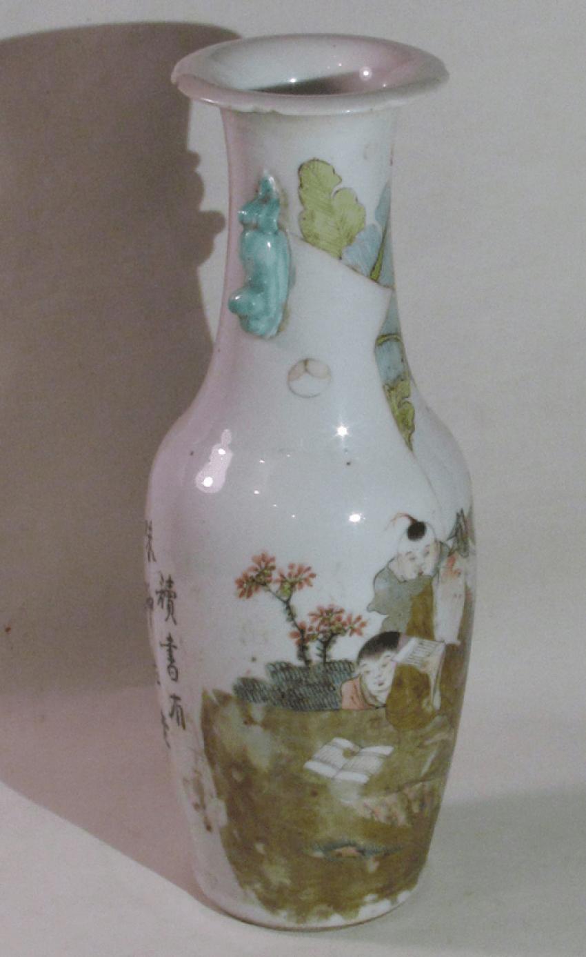 Vase Republic period China, China - photo 1