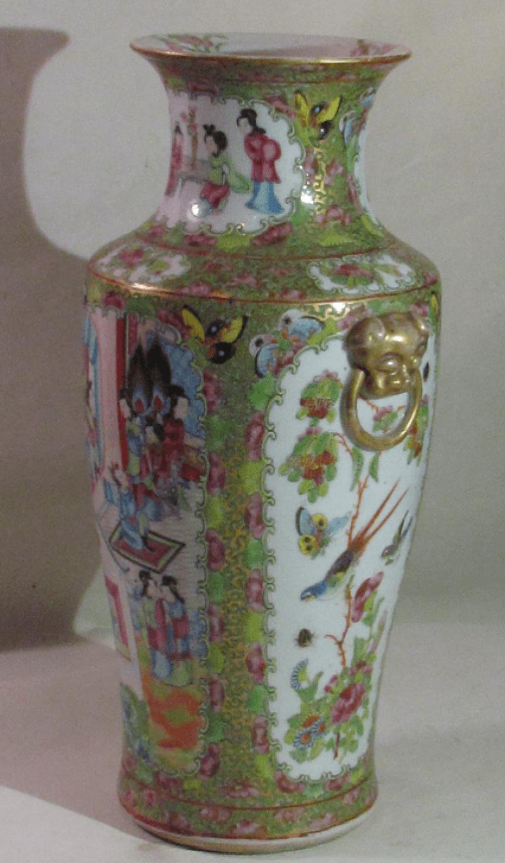 """Vase style of """"Pink family"""" (China, porcelain) - photo 2"""