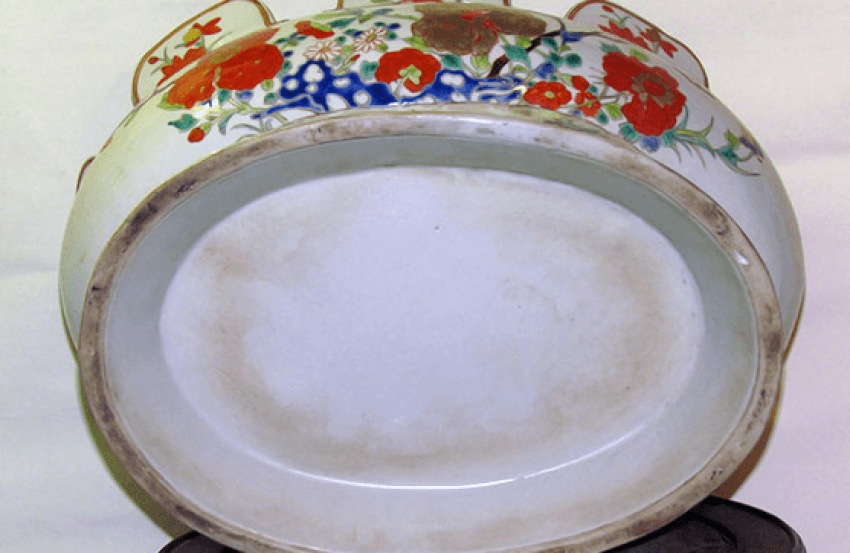 "Bowl ""Bloom"" (China, porcelain) - photo 3"