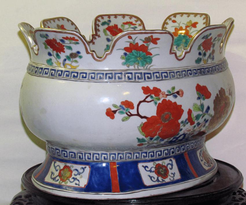 "Bowl ""Bloom"" (China, porcelain) - photo 2"