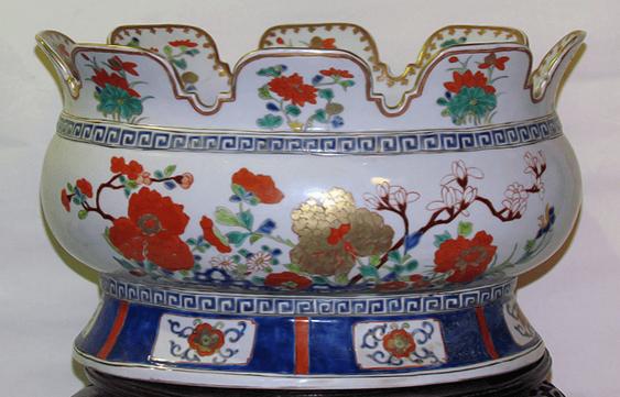 "Bowl ""Bloom"" (China, porcelain) - photo 1"