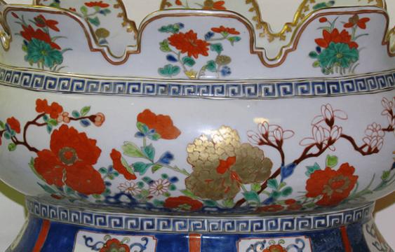 "Bowl ""Bloom"" (China, porcelain) - photo 4"