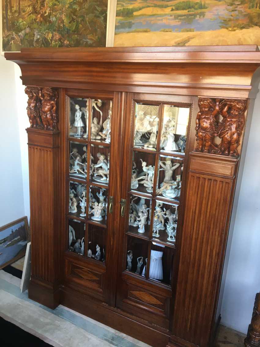 Bookcase, XIX century - photo 2