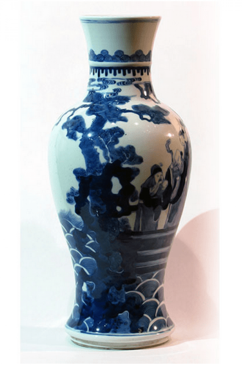 "Vase ""Three star elders"" - photo 2"