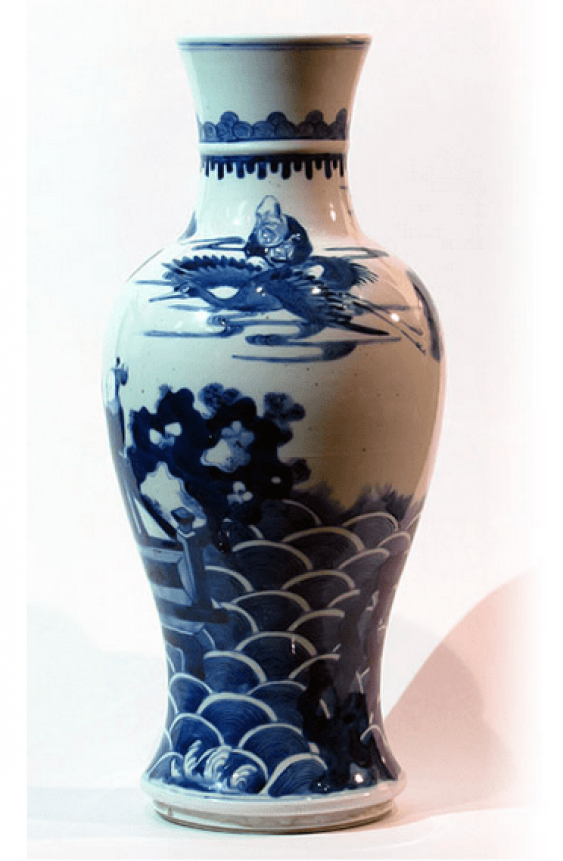 "Vase ""Three star elders"" - photo 1"