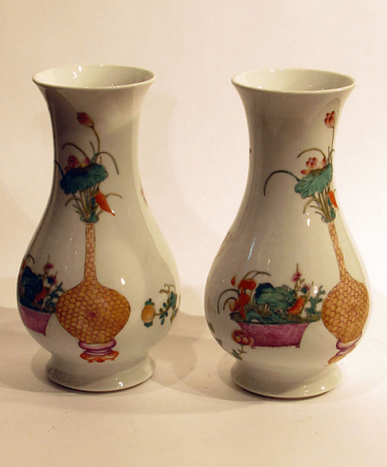"This pair of vases ""still life"" - photo 4"