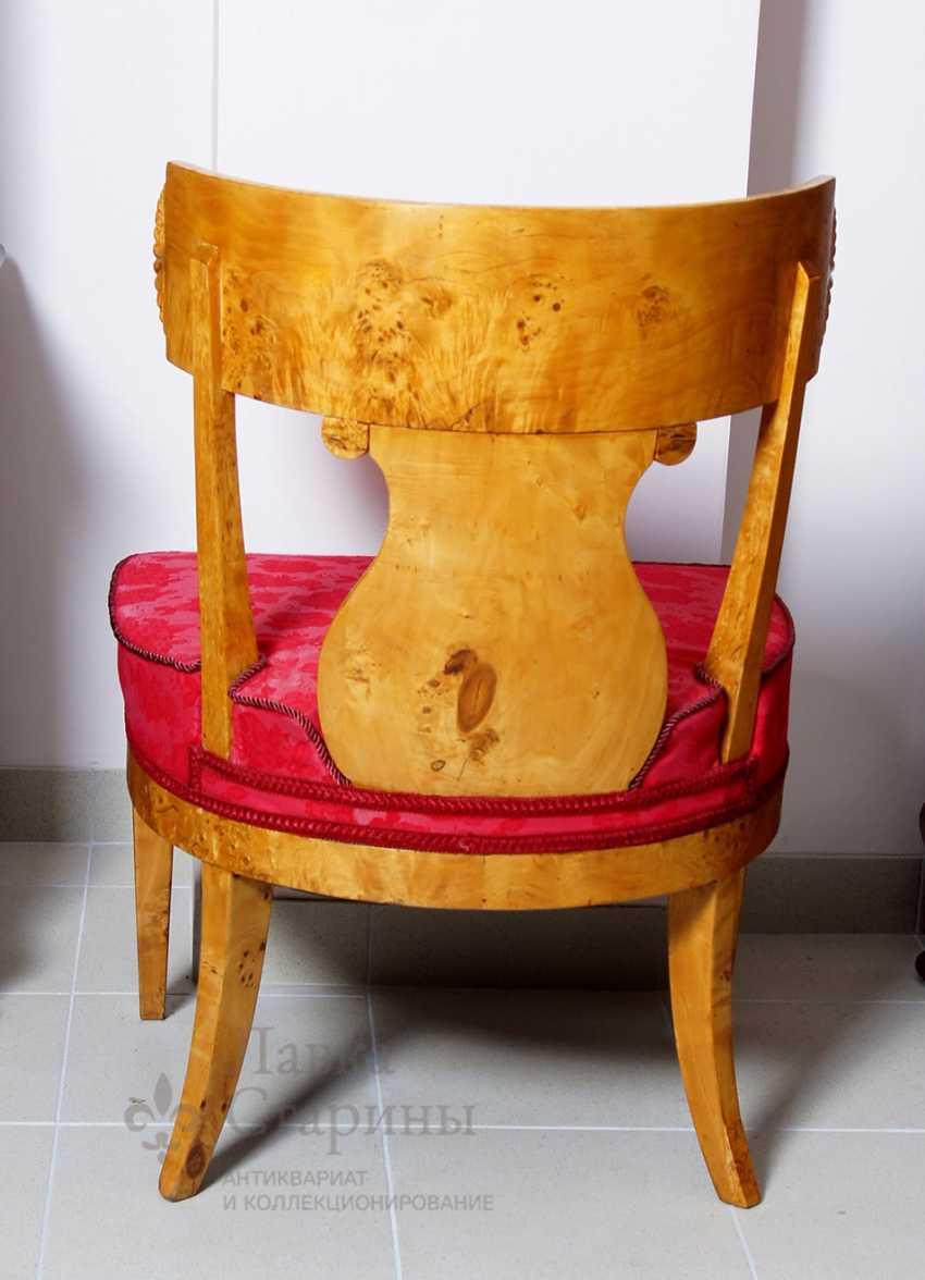 Antique chair - photo 4