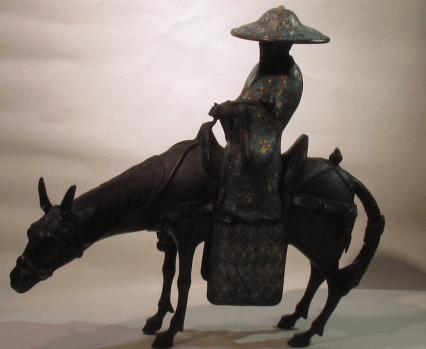 sculpture China, bronze - photo 1