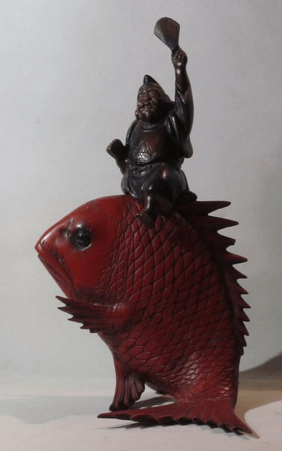 Ebisu fish tai Japan - photo 1