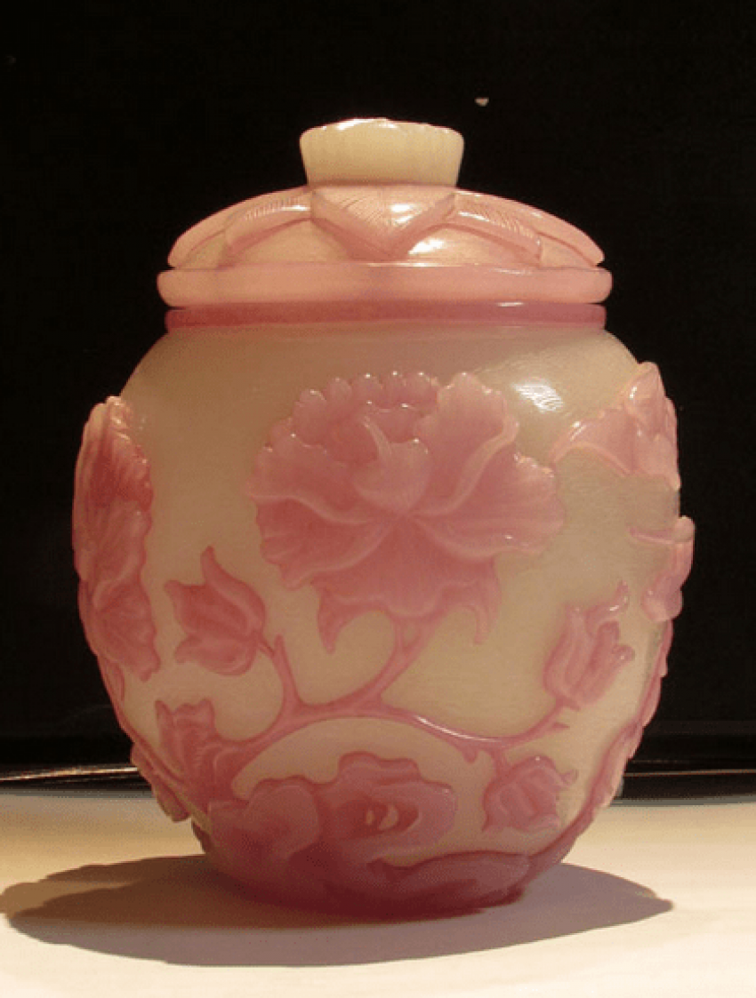 Baginski glass China - photo 1