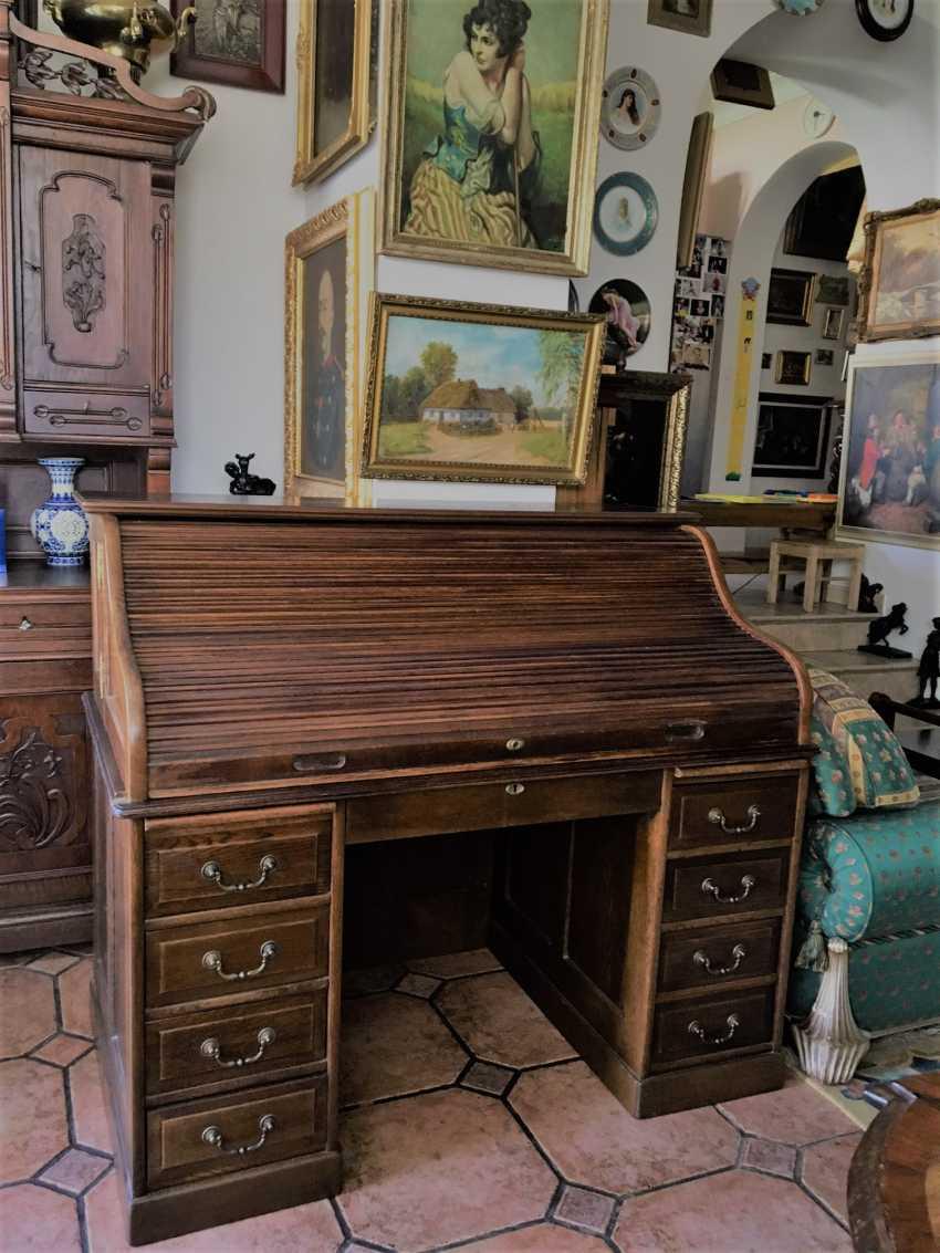 Writing Desk-secretaire, the XIX - beginning of XX centuries - photo 3
