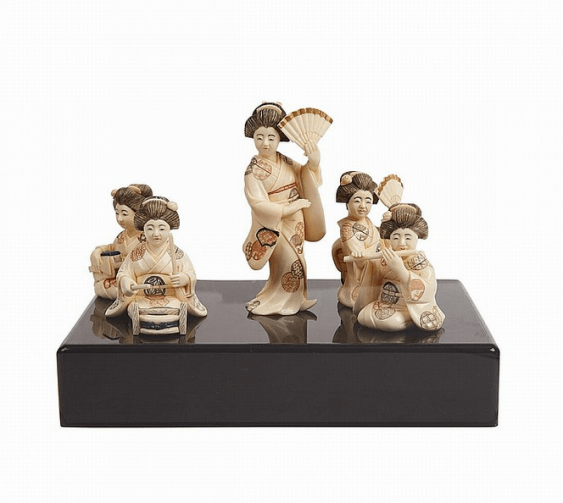 Скульптура, Япония сер. 20-го века - фото 1