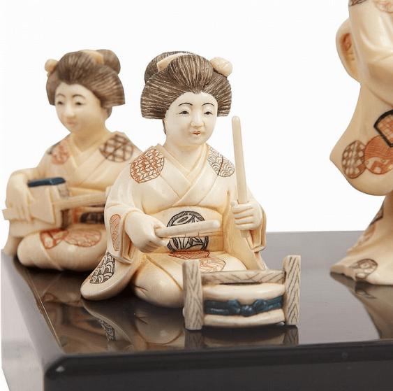 Скульптура, Япония сер. 20-го века - фото 2