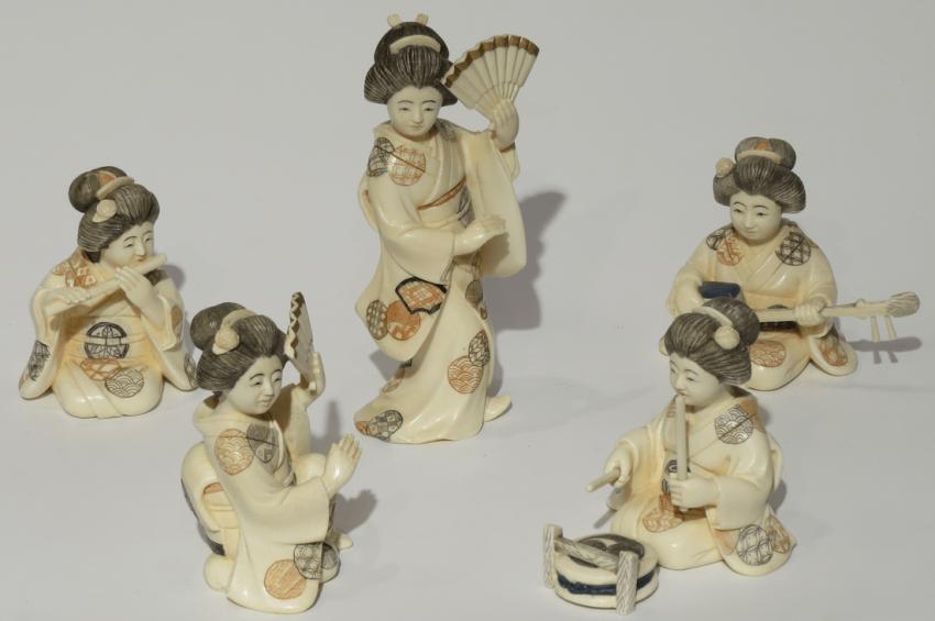 Скульптура, Япония сер. 20-го века - фото 3