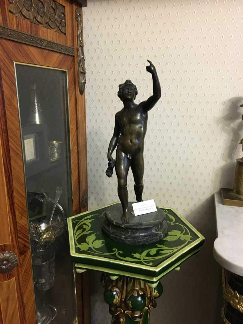 A sculpture of Adonis, of the XVII - XVIII centuries - photo 1