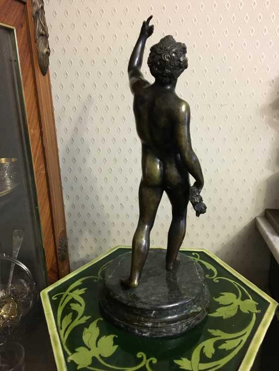 A sculpture of Adonis, of the XVII - XVIII centuries - photo 3