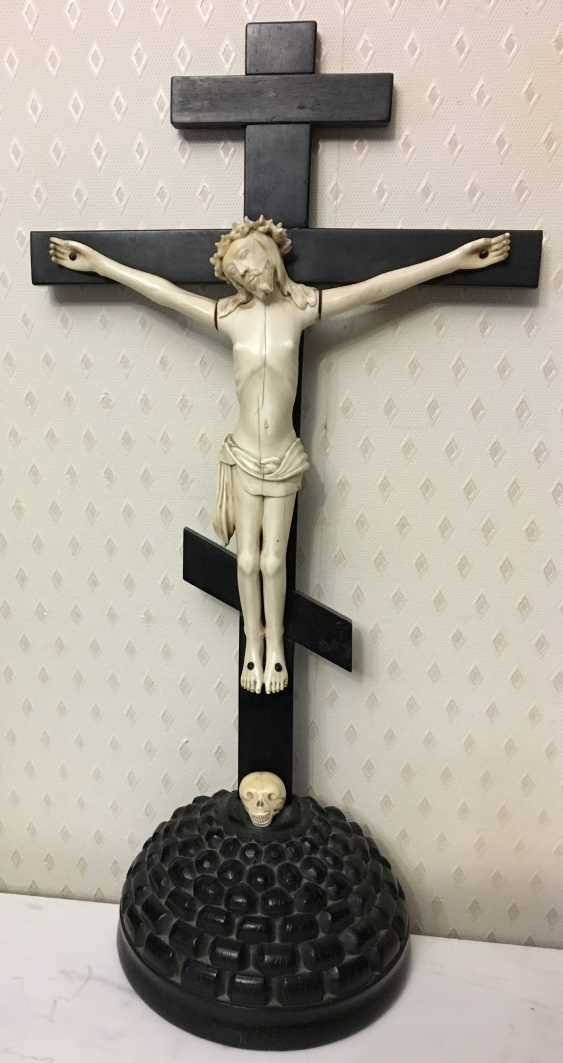 """The crucifixion"". Russia, XIX century - photo 1"