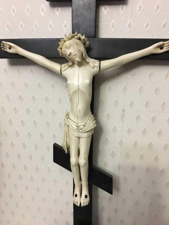 """The crucifixion"". Russia, XIX century - photo 2"