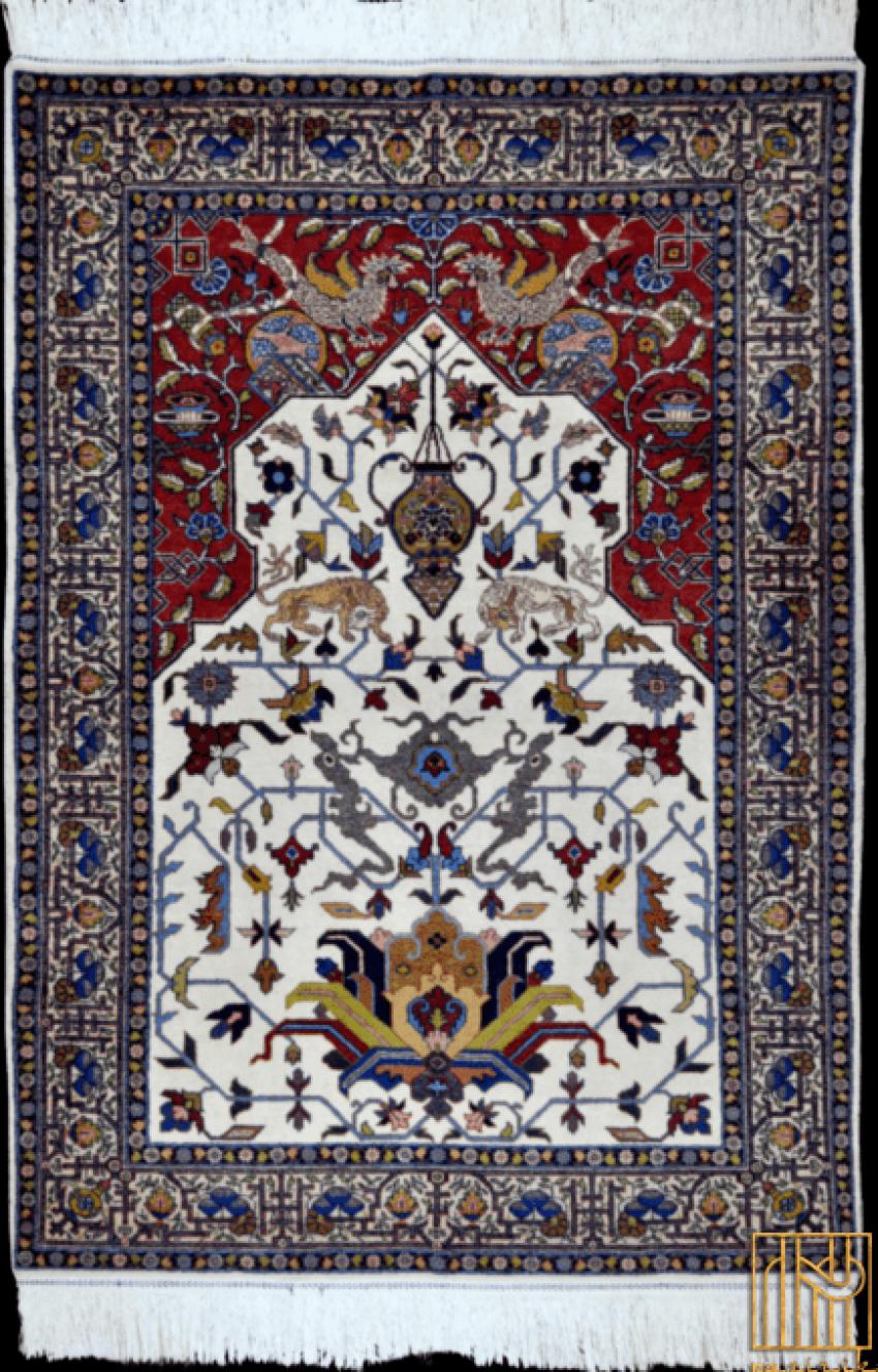 Antique Persian rug - photo 3