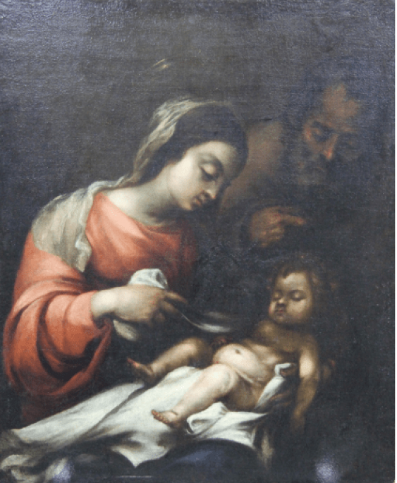The Madonna and child - photo 1