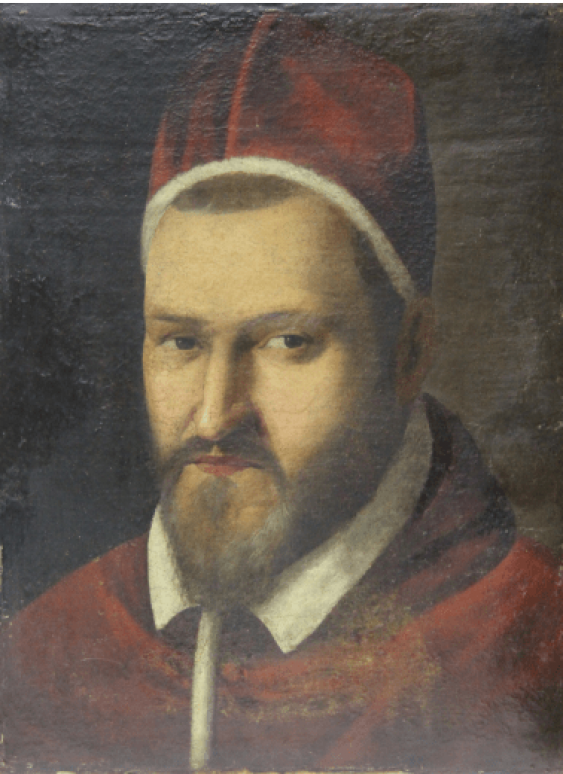 Portrait of Pope Paul V - photo 1