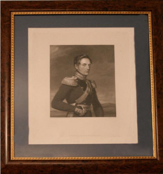 Portrait Of Nicholas I - photo 1