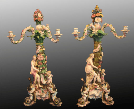 Twin chandeliers - photo 1