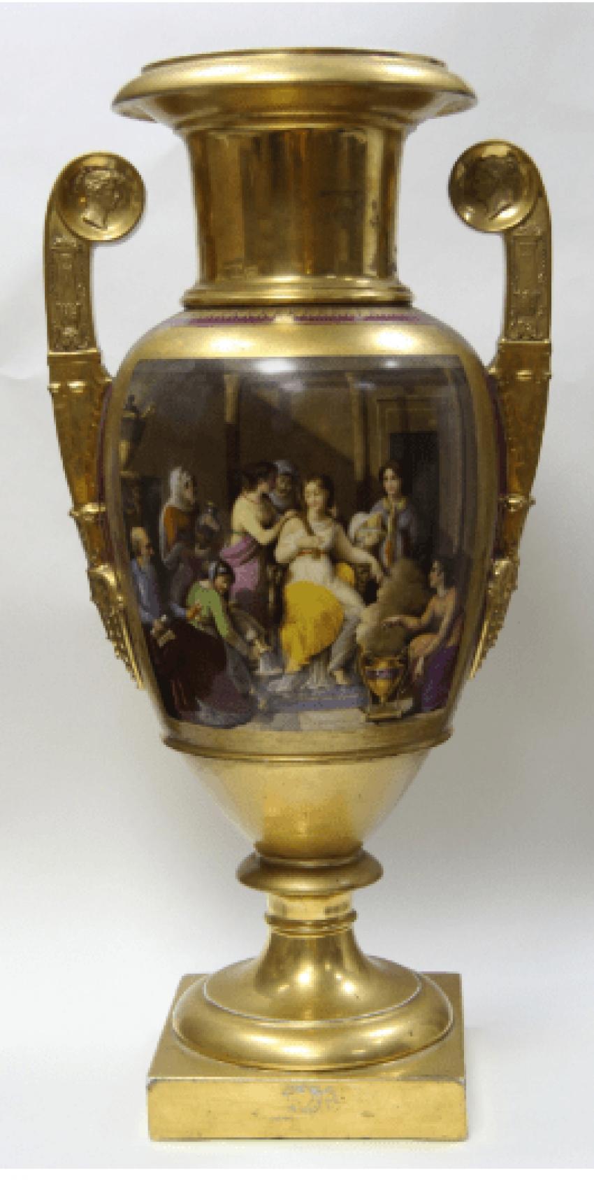 This pair of vases - photo 2