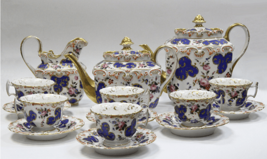 Tea set - photo 1