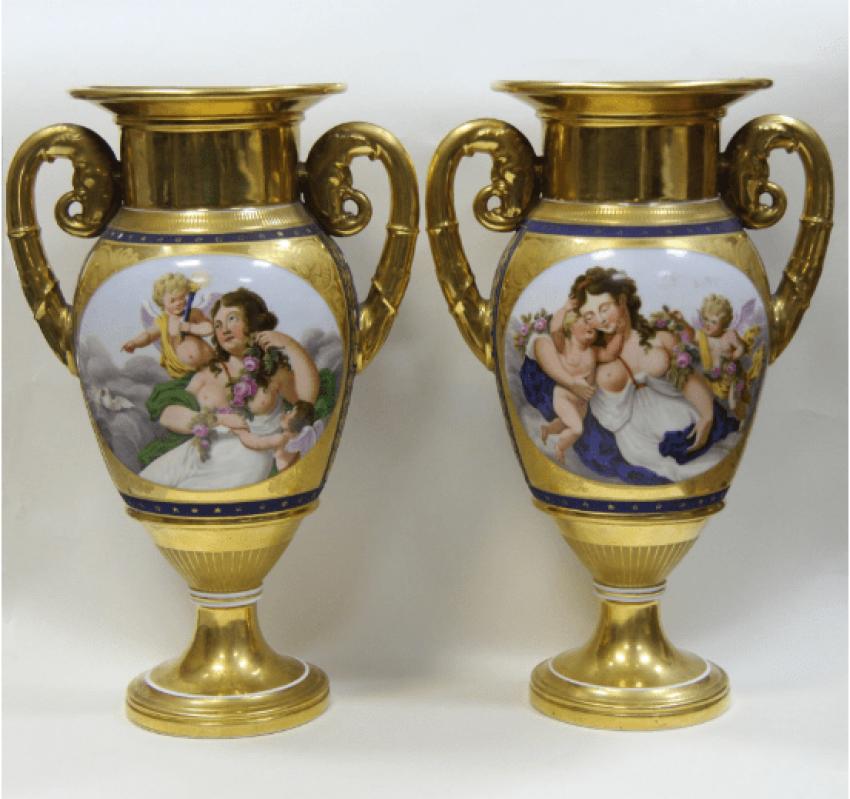 Gepaart Vasen - Foto 1