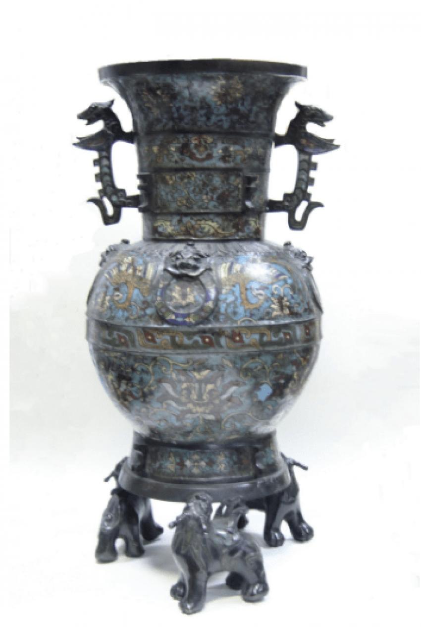 This pair of vases - photo 1