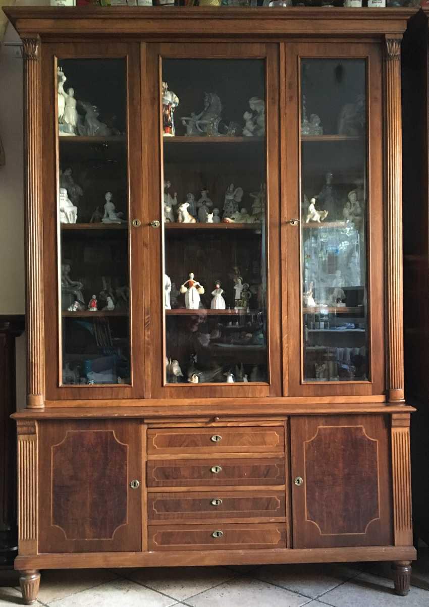 Pair of bookcases, XIX - n. XX centuries. - photo 3