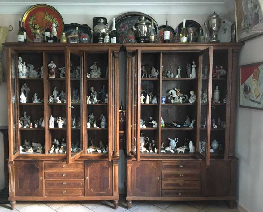 Pair of bookcases, XIX - n. XX centuries. - photo 2