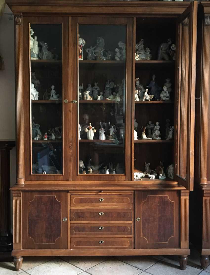 Pair of bookcases, XIX - n. XX centuries. - photo 4