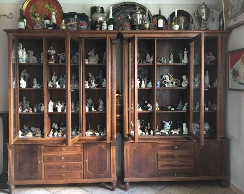 Pair of bookcases, XIX - n. XX centuries. - photo 5