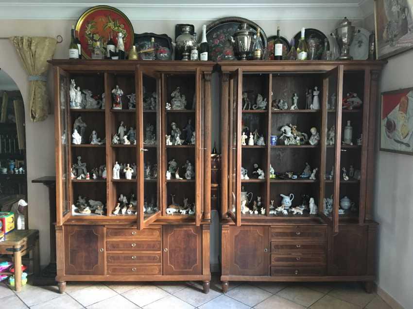 Pair of bookcases, XIX - n. XX centuries. - photo 1