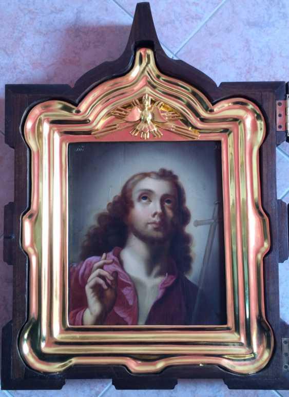 "Icon ""The Almighty."" St. Petersburg, XIX century. - photo 1"