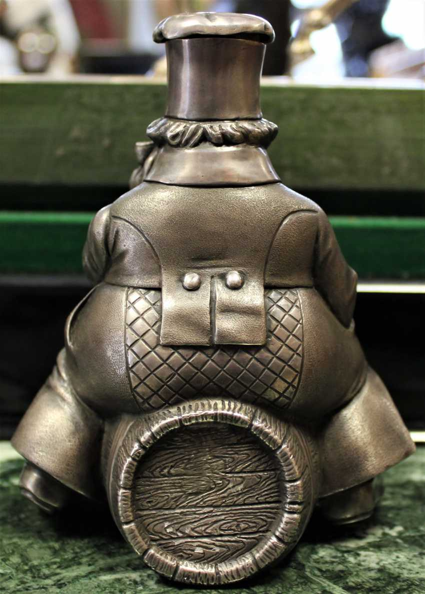 "Figurine pitcher ""Cook on the barrel"". XX - photo 3"