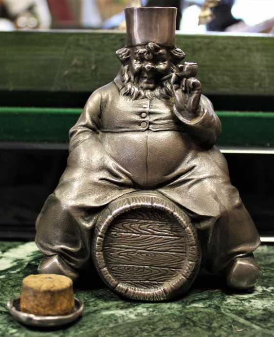 "Figurine pitcher ""Cook on the barrel"". XX - photo 5"