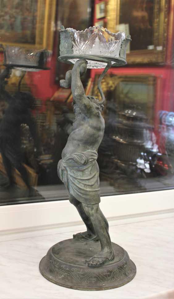 Ароматокурительница «Bacchus - Gott des Weines», XVIII Jahrhundert. - Foto 4
